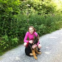 Helene's dog boarding