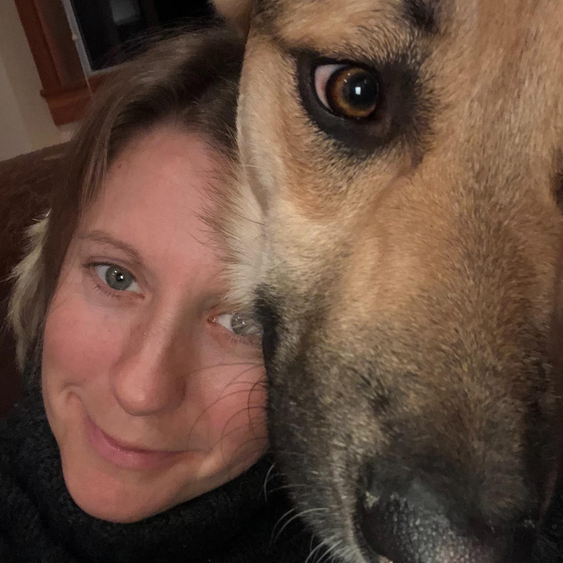 dog walker Brian S. & Rebecca
