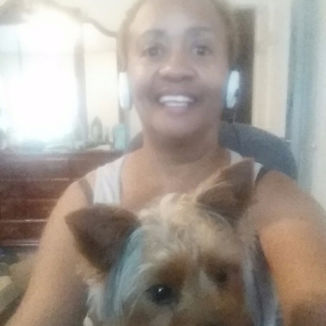 dog walker Priscilla