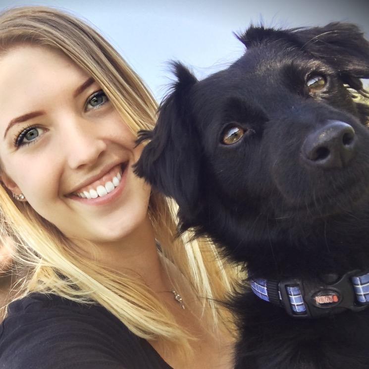 dog walker Ayla
