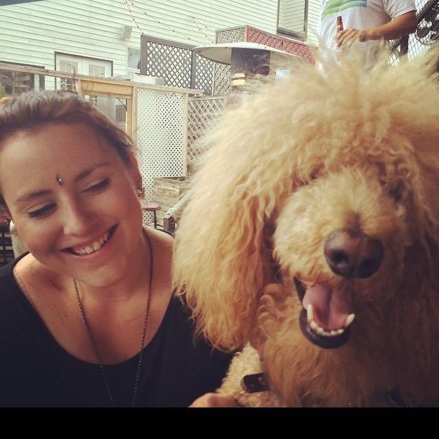 dog walker Lindsay