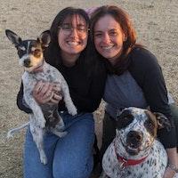 Gabriela & Maidely's dog boarding