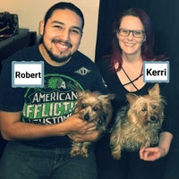 house sitter Robert & Kerri