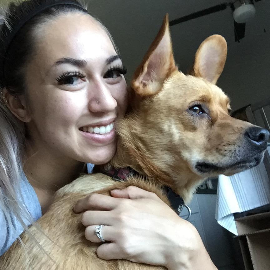 dog walker Kari