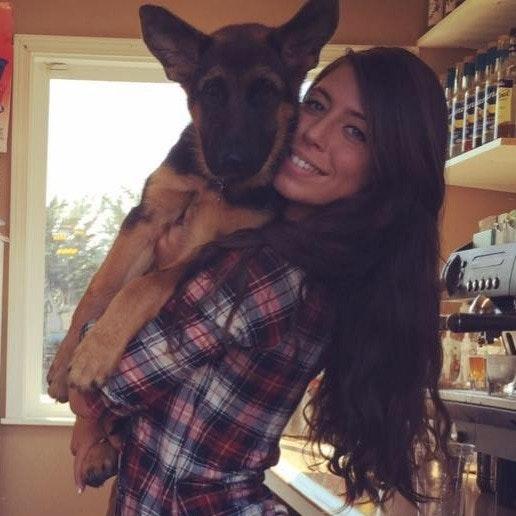 Mackenzie's dog boarding