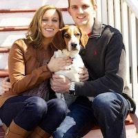 Jimmy & Melanie's dog boarding