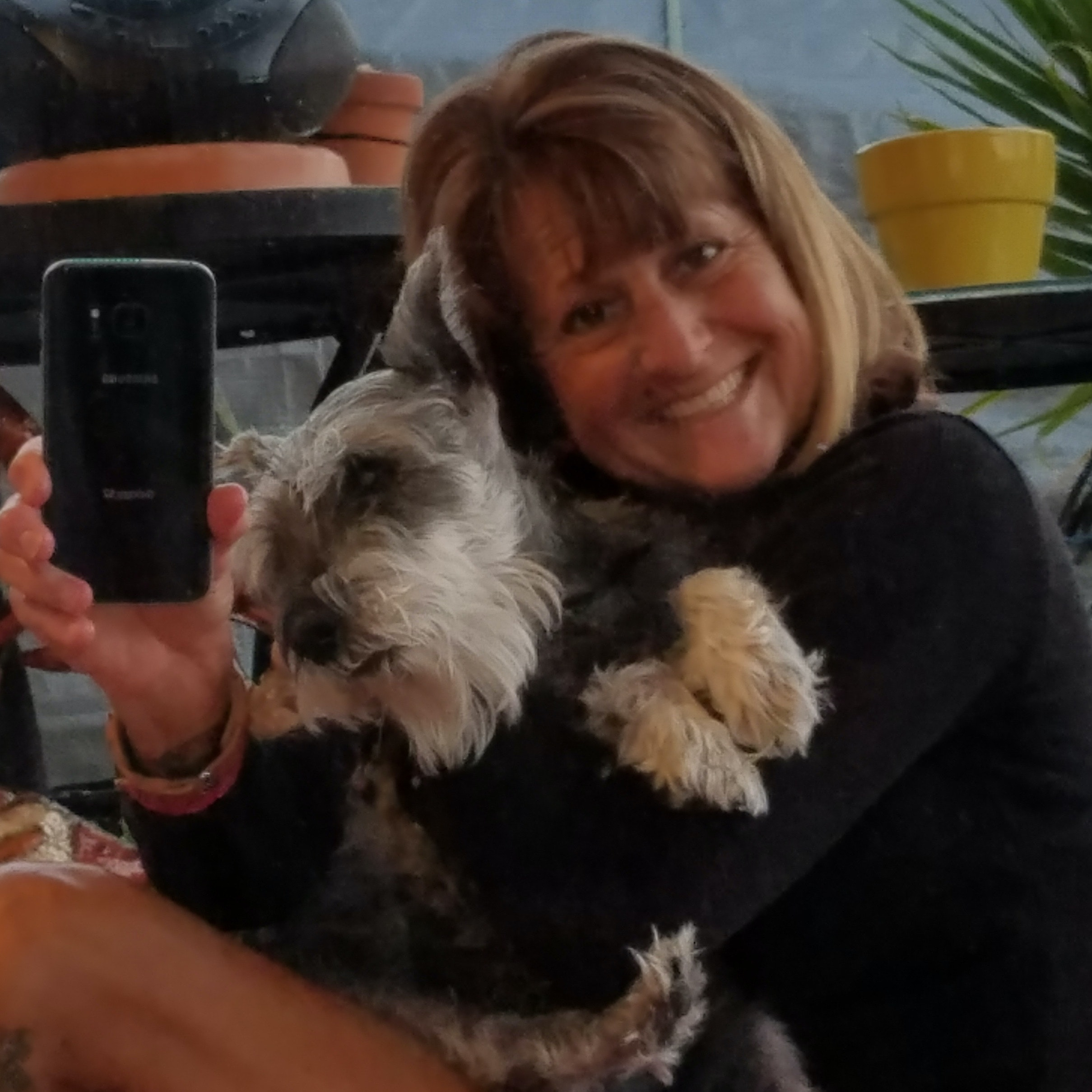 Lisa's dog boarding