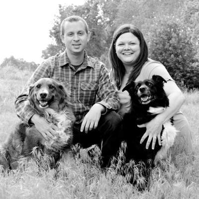 dog walker Anna & Matthew