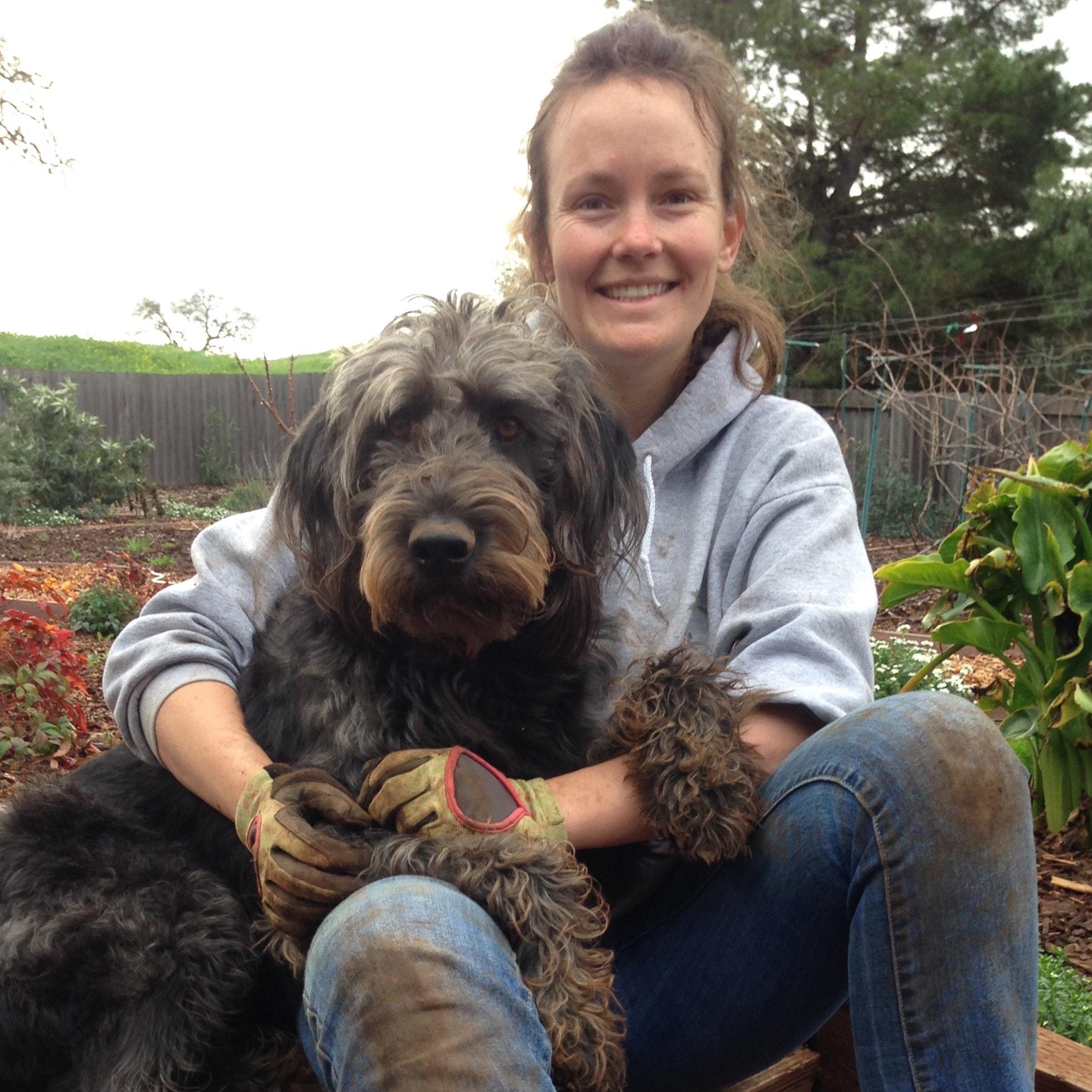 dog walker Liesl