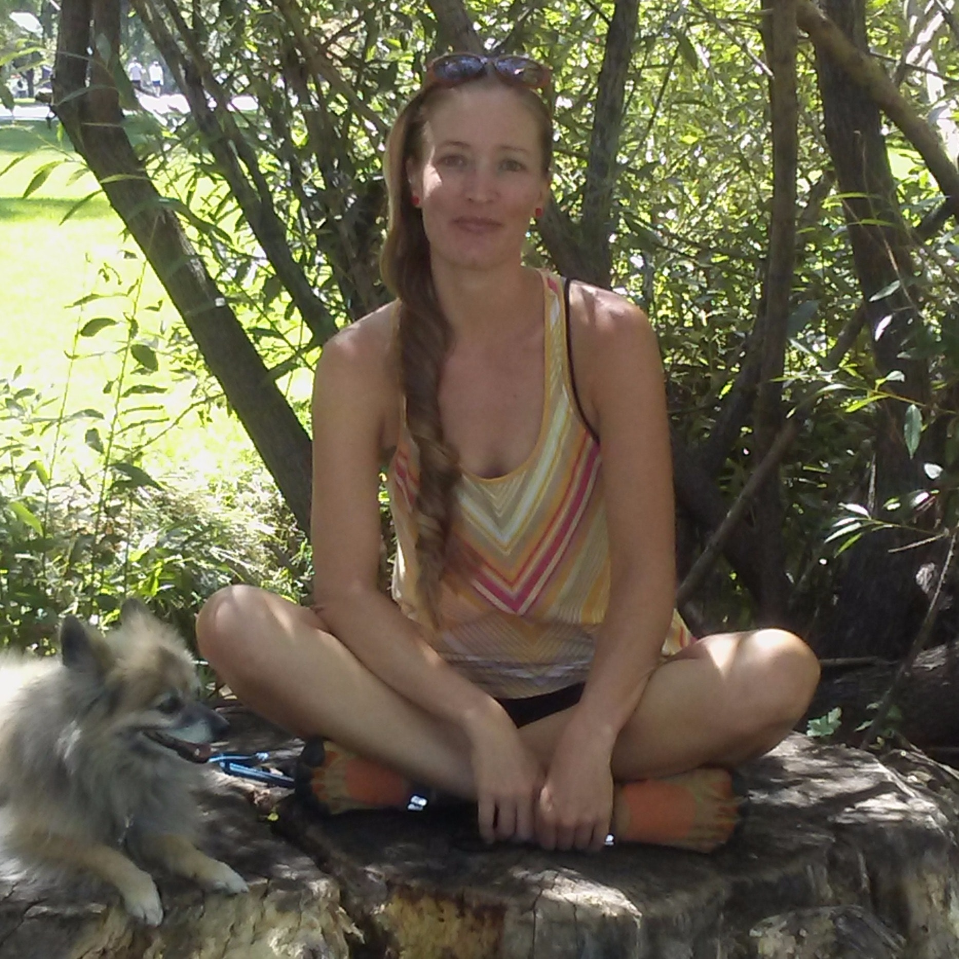 dog walker Miriah