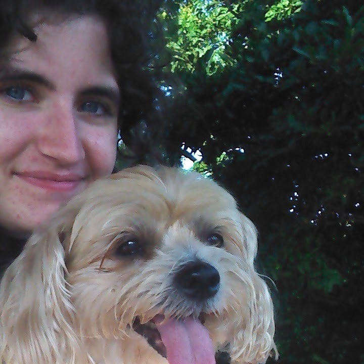 dog walker Holly