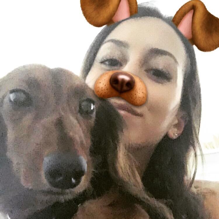dog walker Bryna