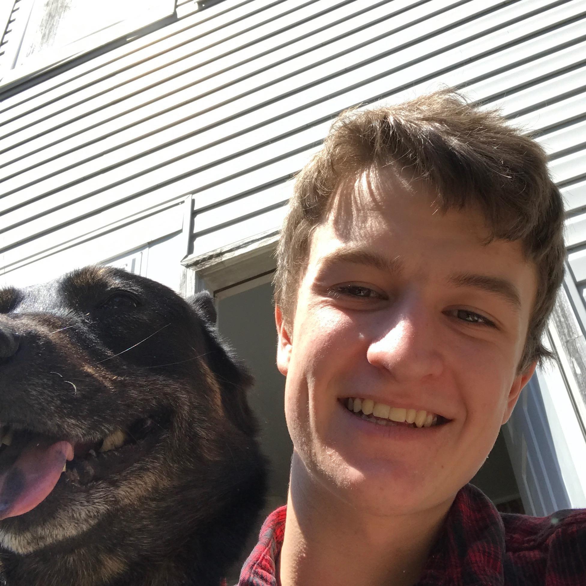 dog walker Francis