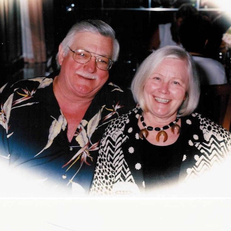 Linda and John B.