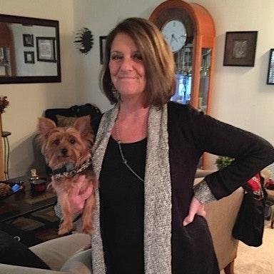 dog walker Lorraine