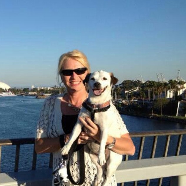 dog walker Christy