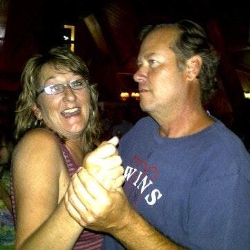Janet & John F.