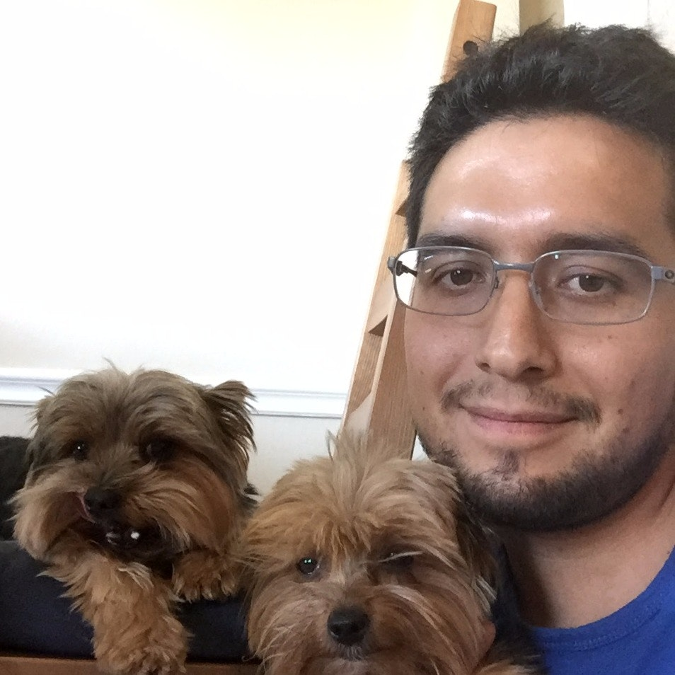 house sitter Raul