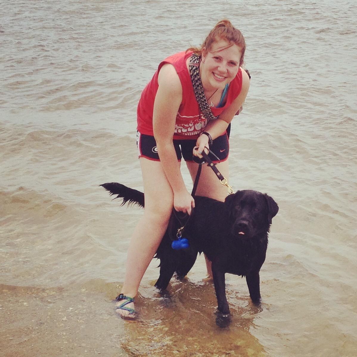 dog walker Jessy