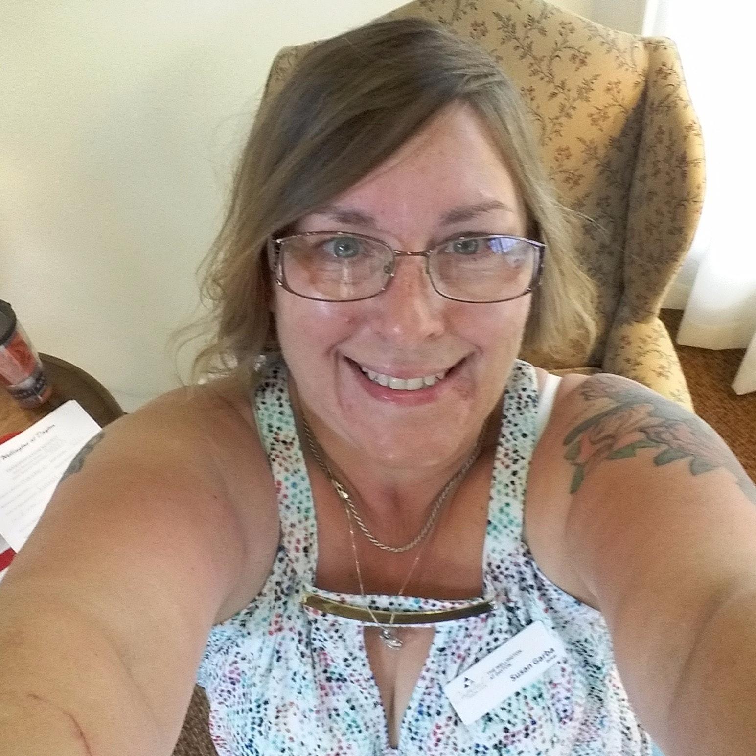 pet sitter Susan