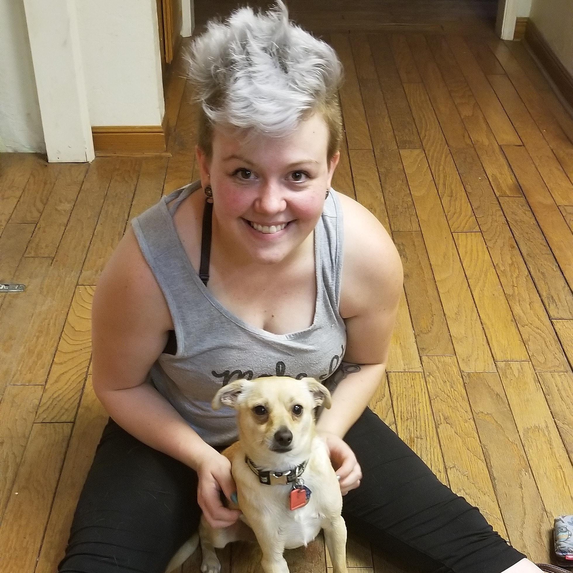 Elaina's dog day care