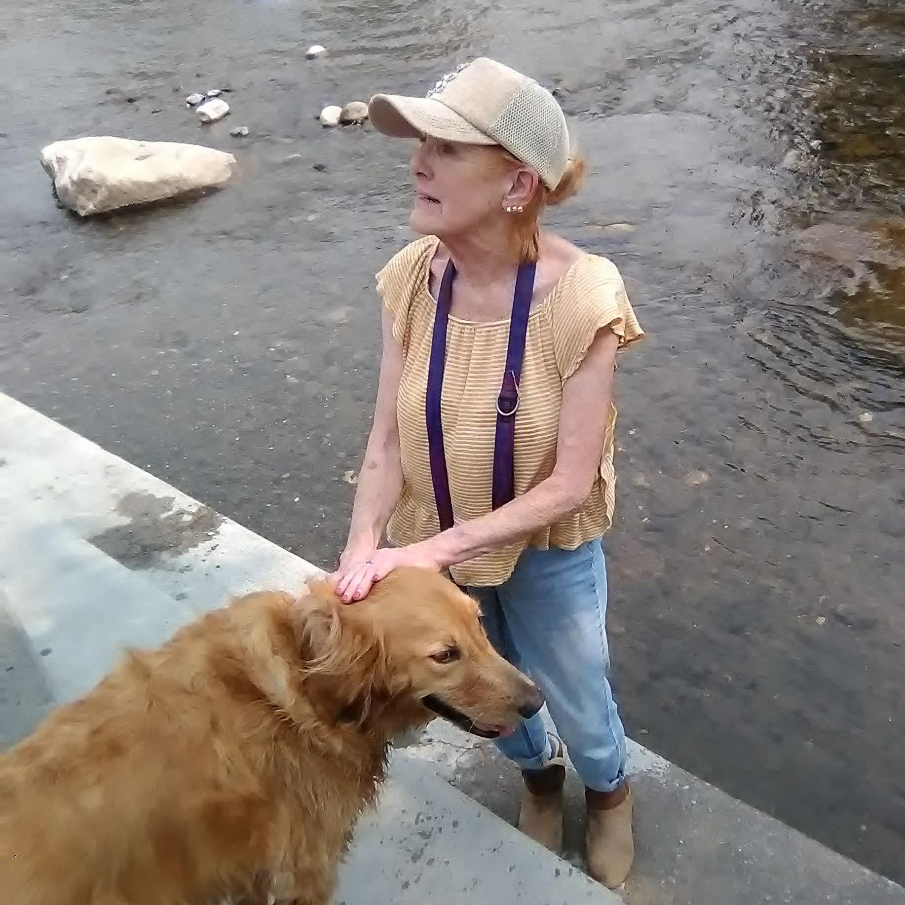 Kathleen's dog boarding