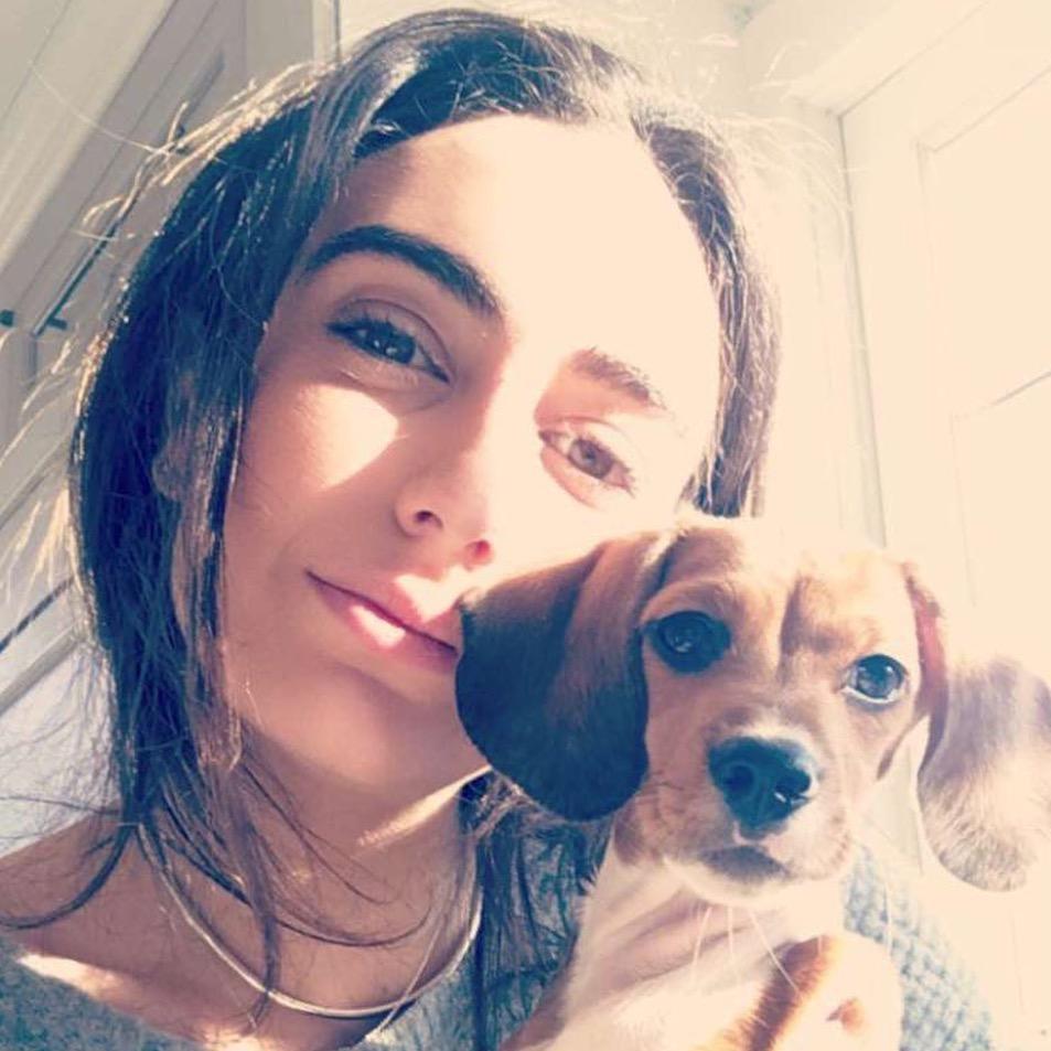 dog walker Carlyn