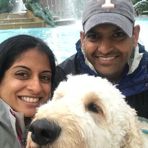 Amit & Sheetal P.