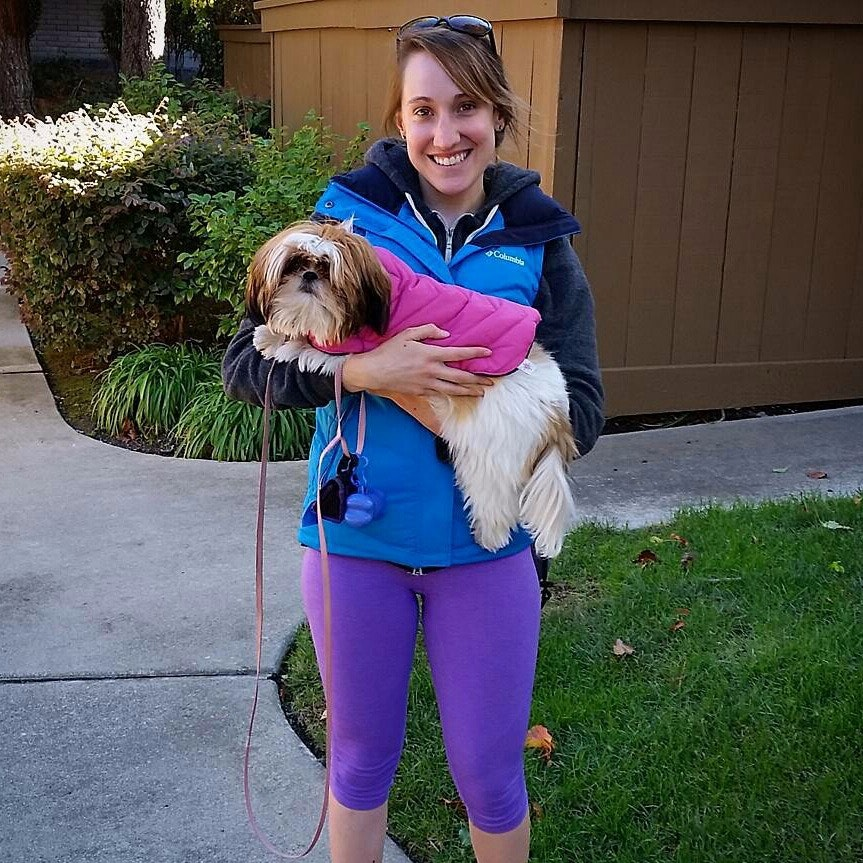 Christiana's dog boarding