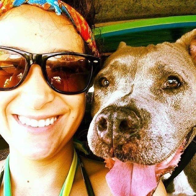 dog walker Blythe