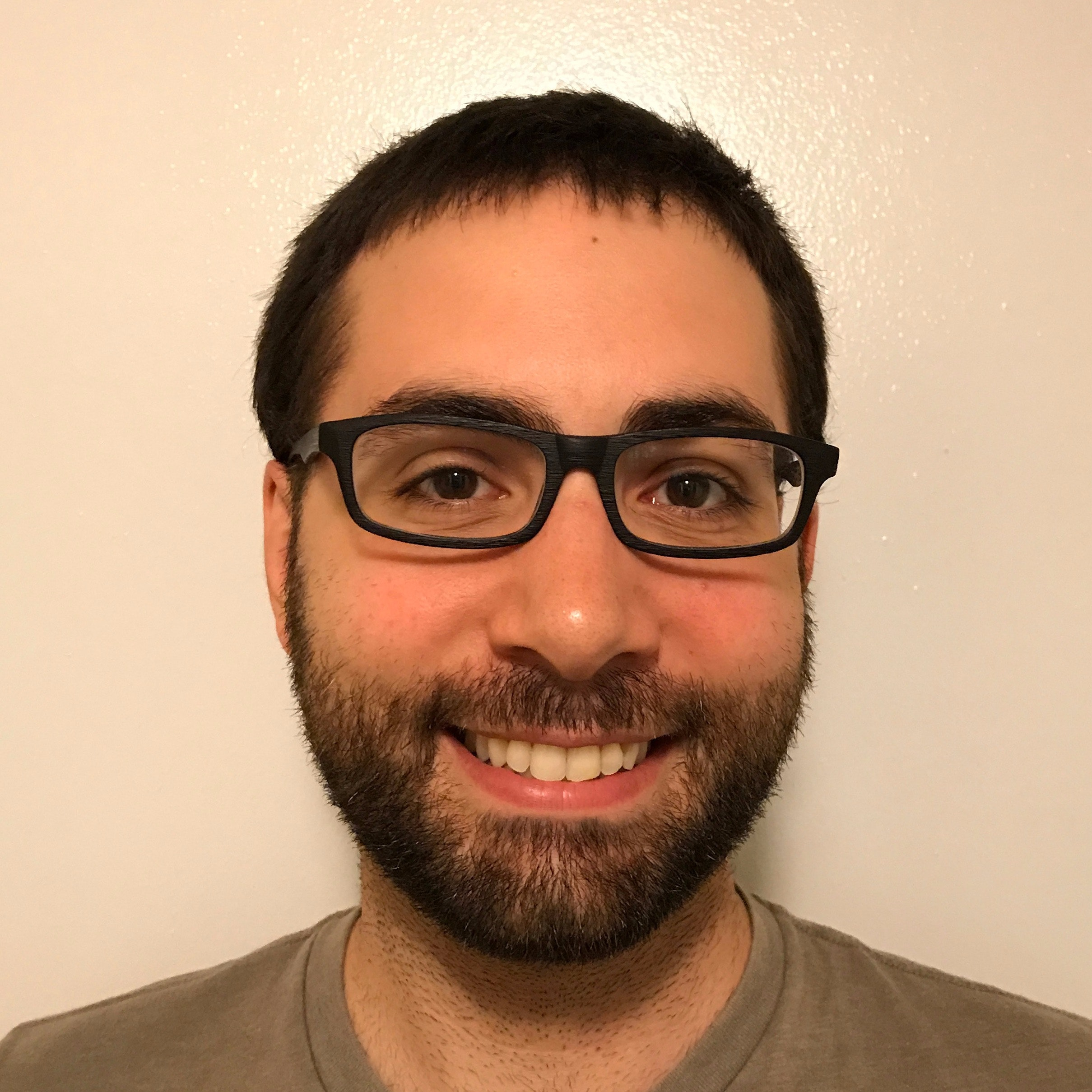 dog walker Michael