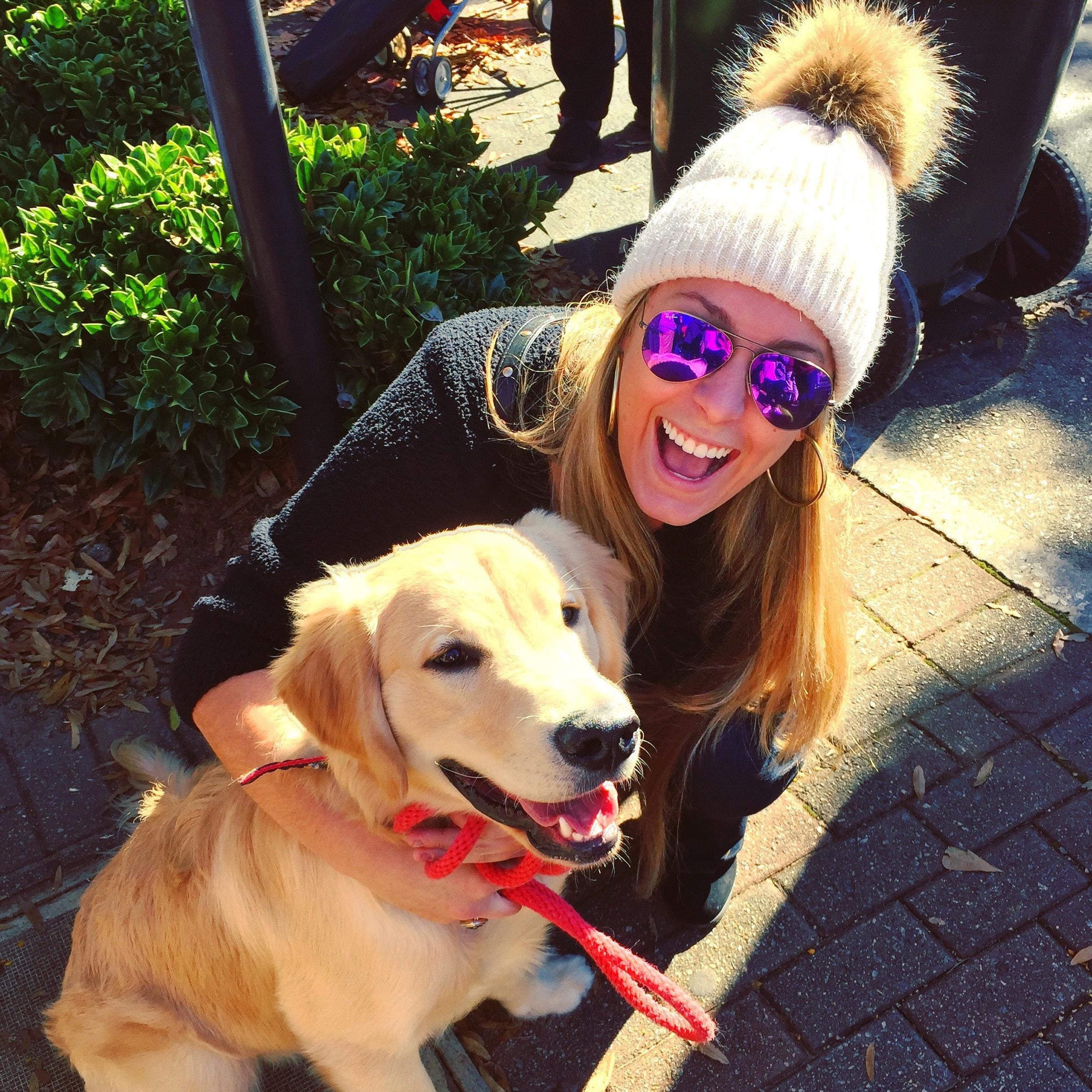 Sloan's dog boarding