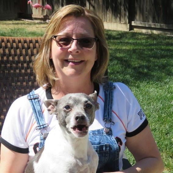 dog walker Nancy