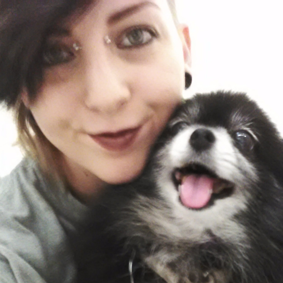 dog walker Kaycie