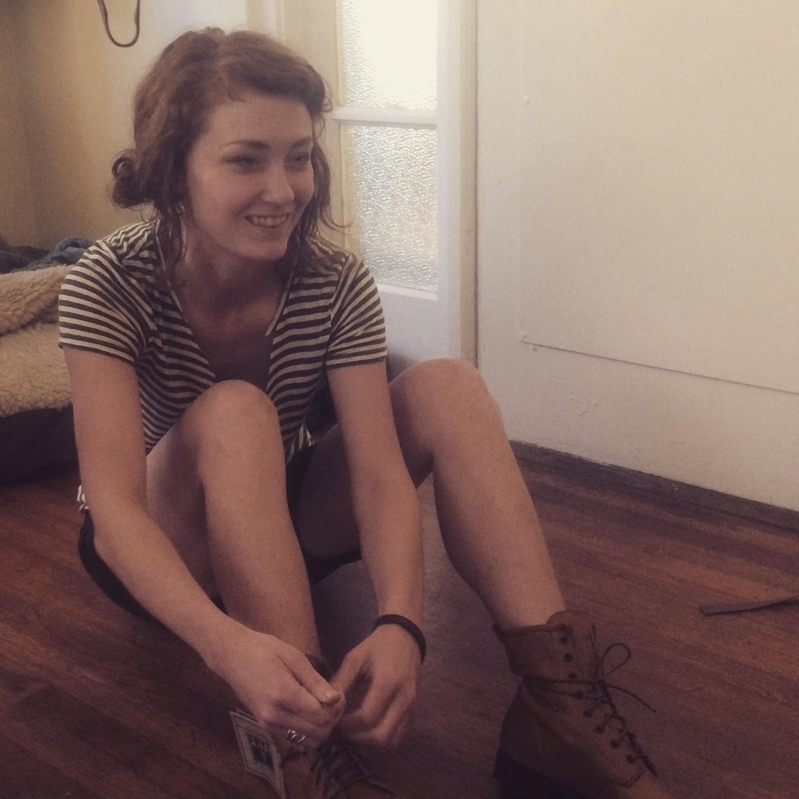 pet sitter Rachel