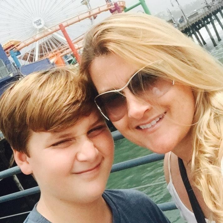 house sitter Katrina,Luke Gabaldon