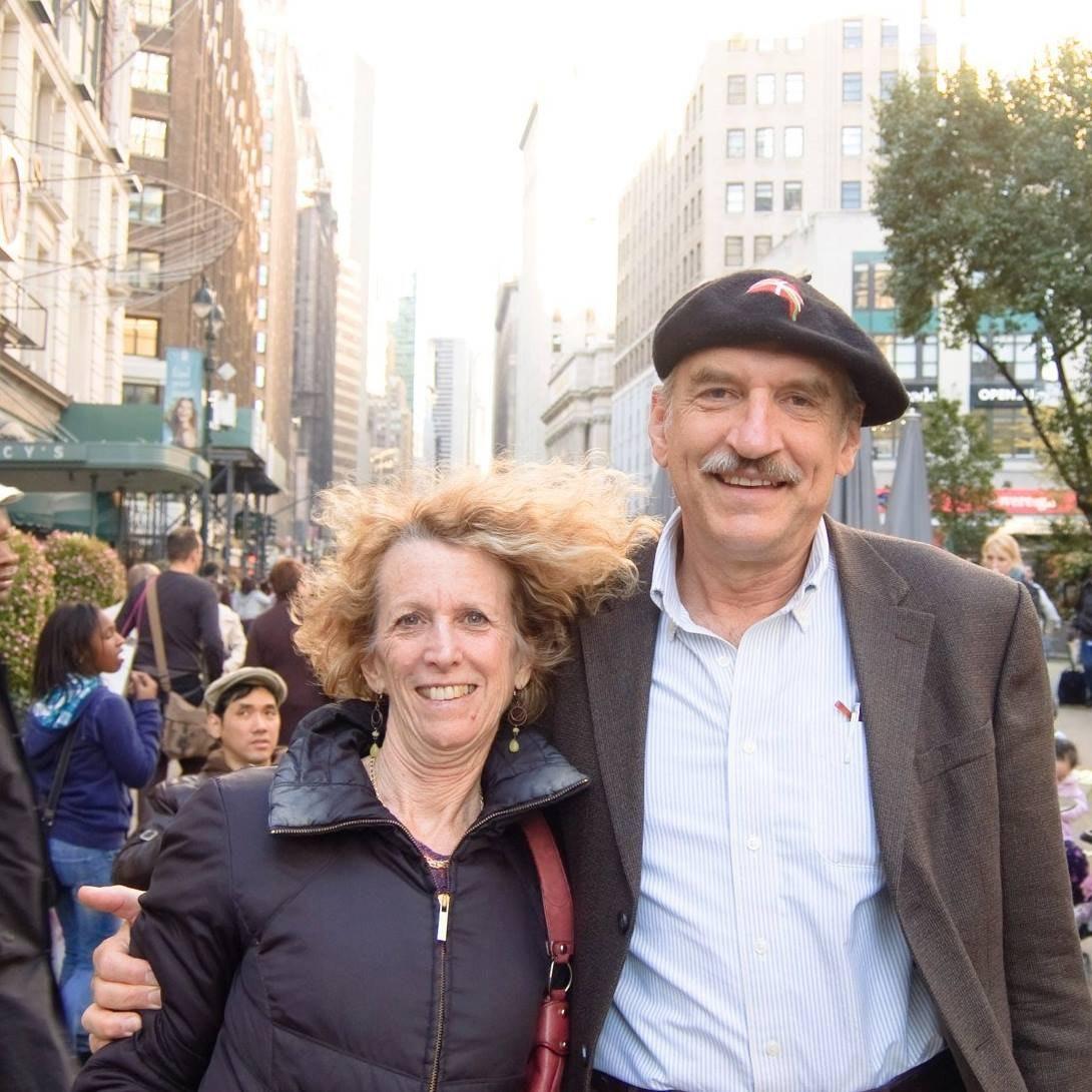 Beth and Richard F.