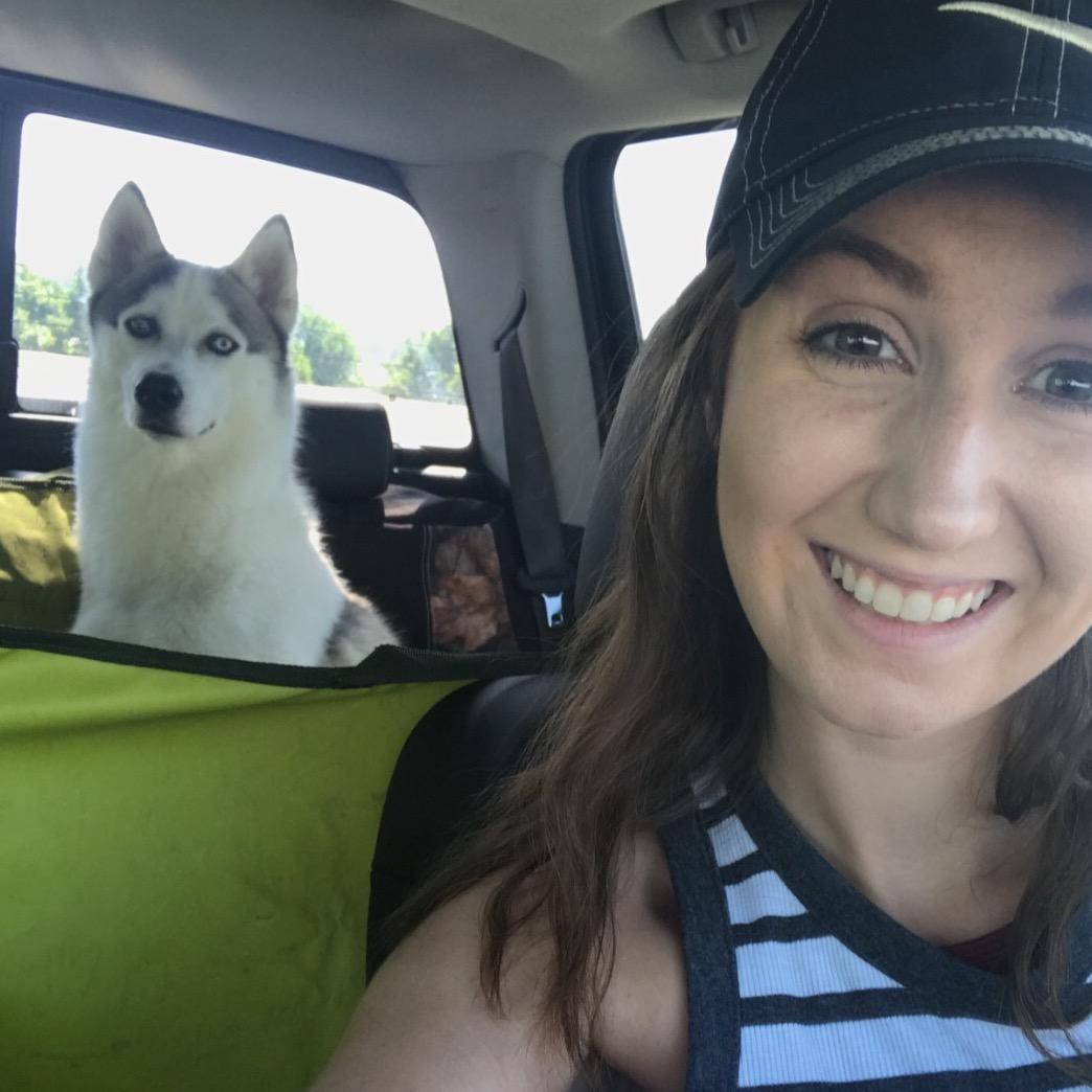 Breana's dog boarding