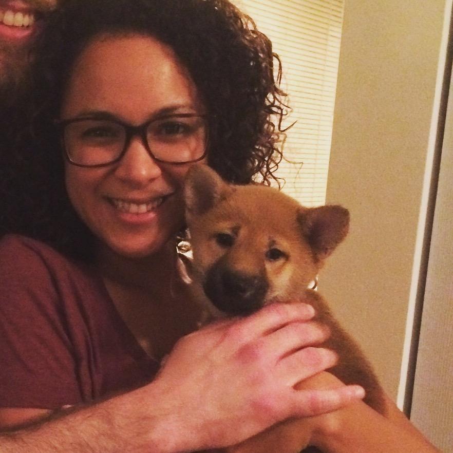 dog walker Rosa