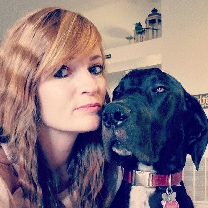 pet sitter Kaylah