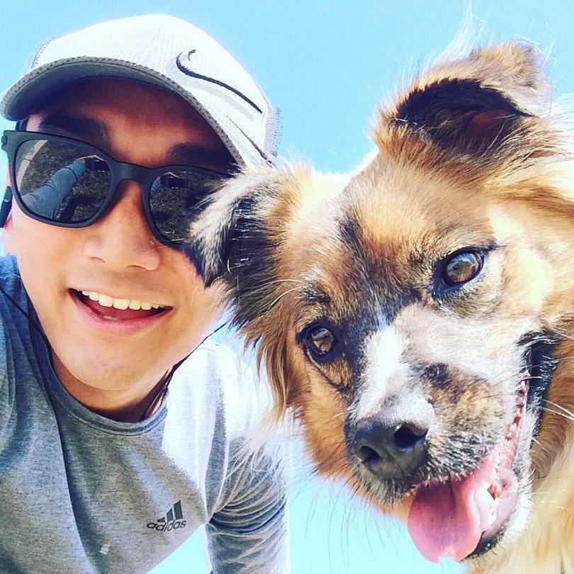 dog walker Yuuki