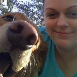 dog walker Felicity