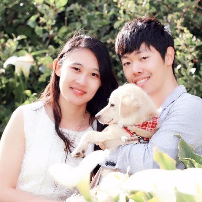 dog walker Jia