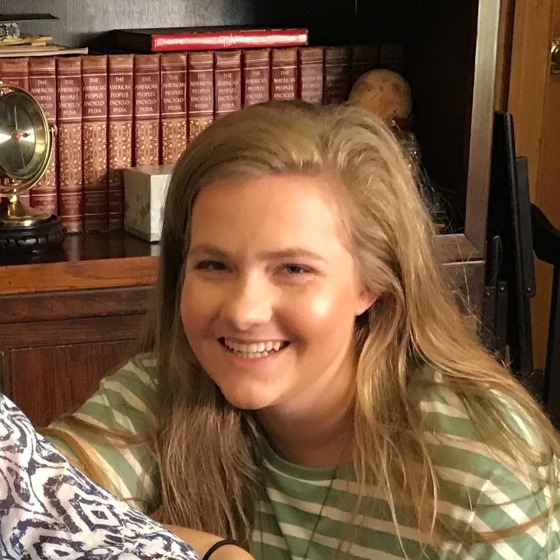 pet sitter Anna Peyton