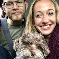 Ashley & Joshua's dog boarding