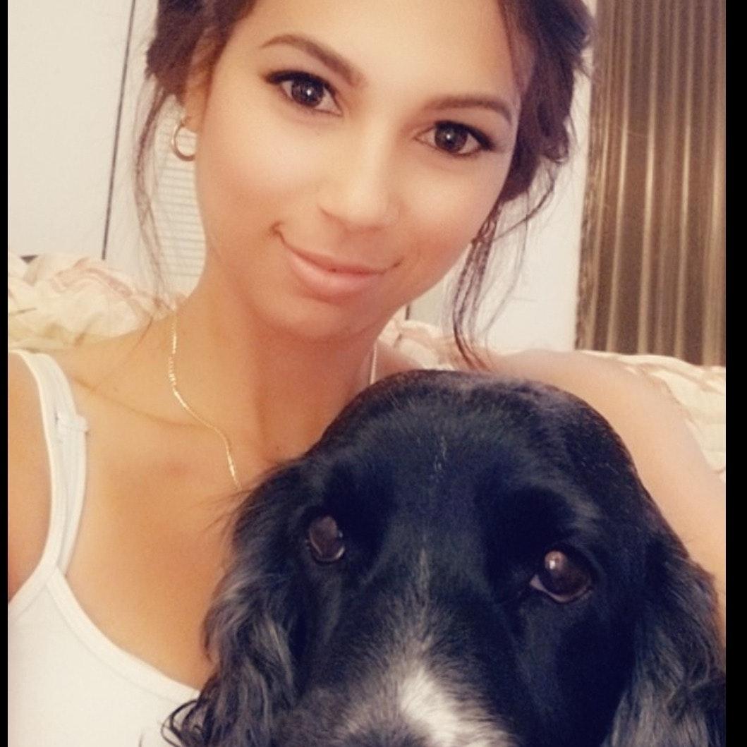 dog walker Anet