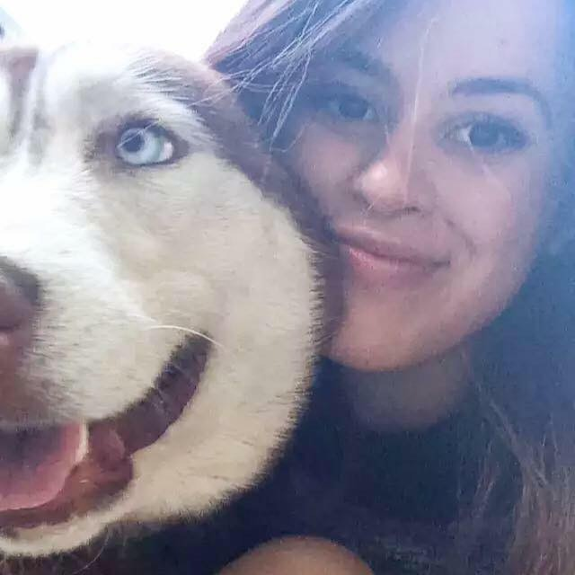 dog walker Alma