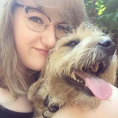 dog walker Ashlyn