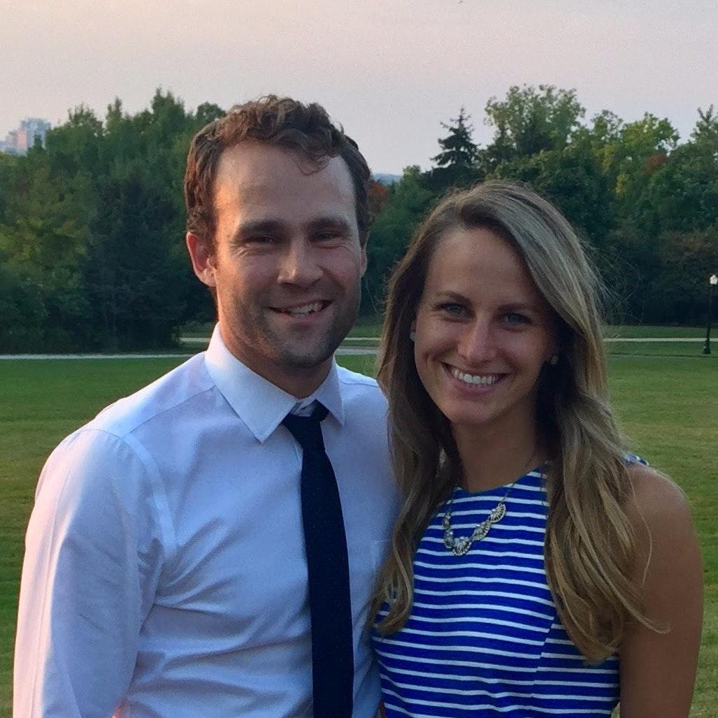 Kelly & Peter M.