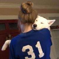 dog walker Ariana (Ana)